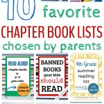 (Our) Best Chapter Book Lists (of the Year)
