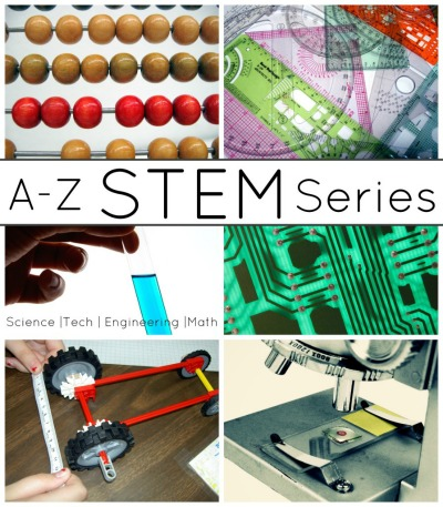 a to z stem series