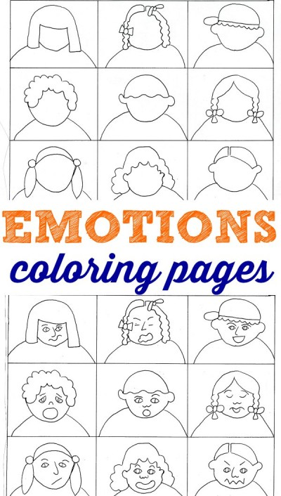 emotions coloring pages printable.html