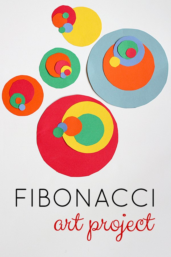 Fibonacci Art Project