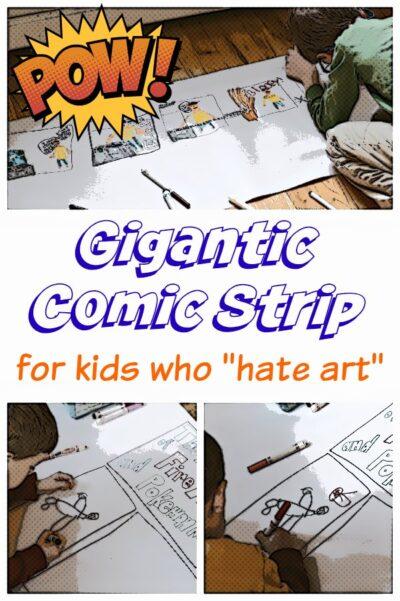 Make Beliefs Comix! Online Educational Comic Strip