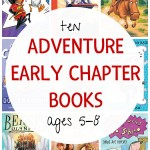 Adventure Early Chapter Books For Kids