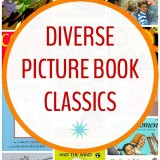 Diverse picture books for kids. Classics everyone will love.