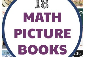 Math Picture Books (Kindergarten, 1st and 2nd Grades)
