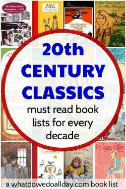 20th Century Classic Children S Books