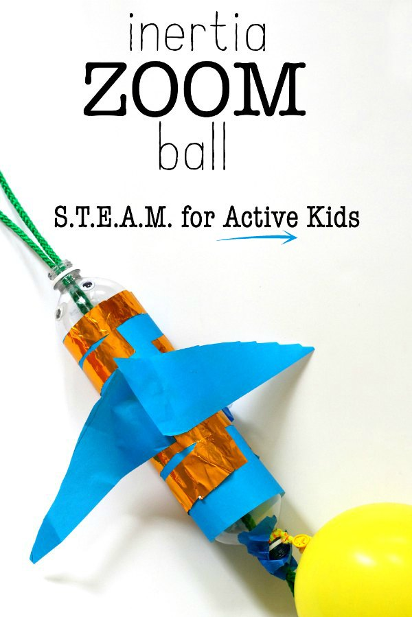 Inertia Zoom Ball Super Fun S T E A M Project