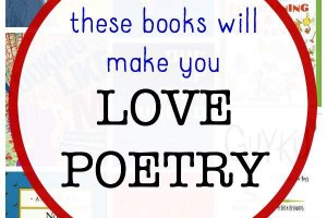 A list of non-boring poetry books to love!