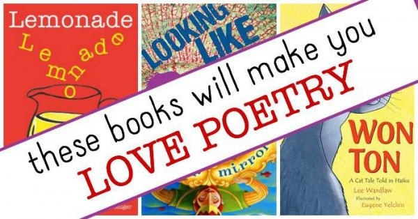 Poetry books that aren't boring!