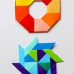 Awesome Math Art: Transforming Ninja Star