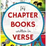 14 Inspiring Chapter Books Written in Verse