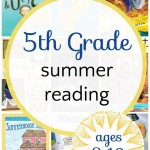5th Grade Summer Reading List
