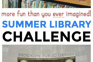 Have fun and learn all about your library this summer. Great addition to a summer reading program