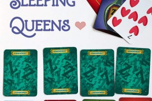 Sleeping Queens is a fun and simple card game for kids and families.
