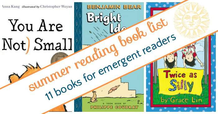 Book List For Beginning Readers