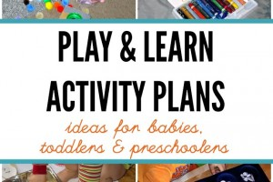 Activities for 1 to 5 Year Olds All in One Place