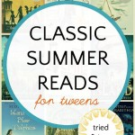 Classic Summer Reading List for Tweens