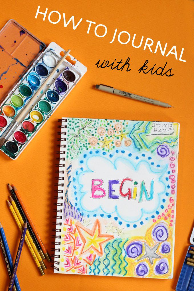 Creative Journal Ideas For Kids