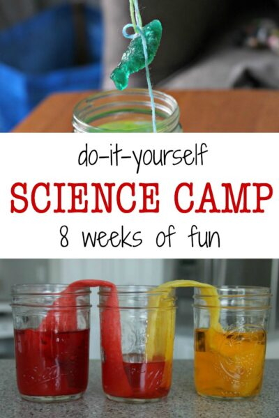 All you need for a diy summer science camp solutioingenieria Gallery