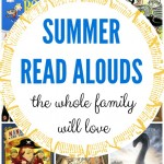 9 Read Aloud Books for Summer