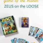 Game of the Month: Zeus on the Loose