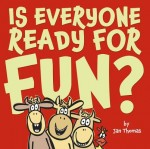 Is everyone ready for fun? funny books