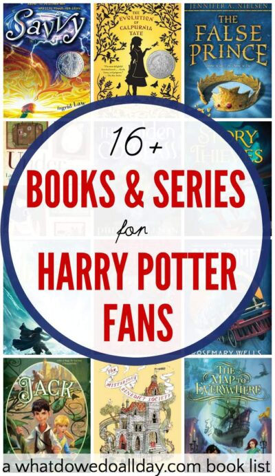 16 Best Books To Read If You Like Harry Potter