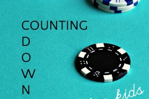 Simple Counting Game to Teach Subtraction Skills