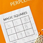 Magic Squares Math Fun