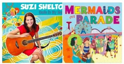Mermaids on Parade and Suzi Shelton