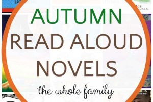 Fall read aloud books for the whole family.