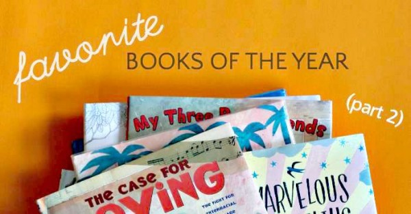 Best books of 2015 chosen by kids.