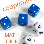 Cooperative Math Dice Games