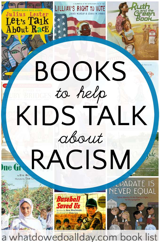 Novels involving the theme of Racism?