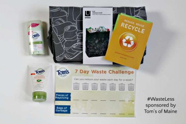How to reduce reuse and recycle with kids