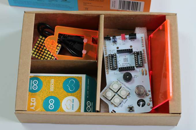 What's inside the DIY Gamer Kit from Technology WIll Save Us