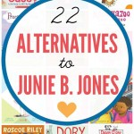 22 Alternative Book Series to Junie B. Jones
