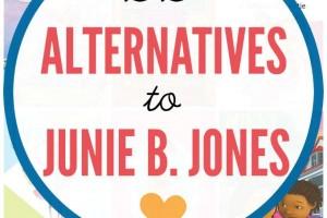 22 Alternative Book Series to Junie B. Jones