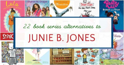 Books and series for kids who like Junie B. Jones