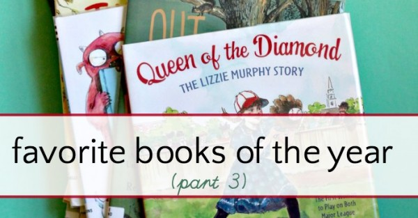 Our picks for the best children's books of 2015.