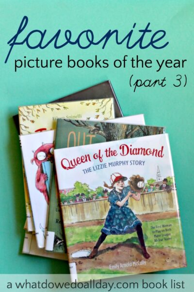 Our family's favorite children's books of 2015