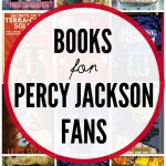 20+ Books for Kids Who Like Percy Jackson