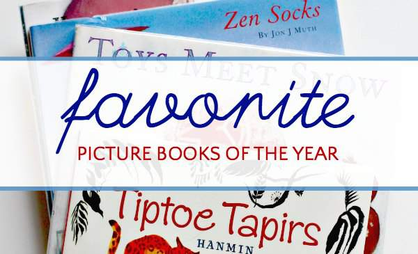 Best picture books of 2015 for kids.