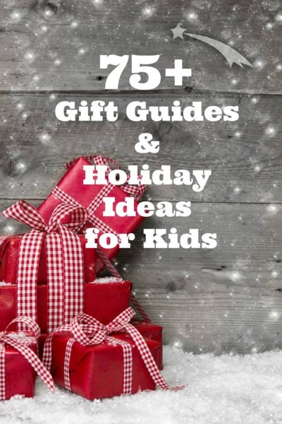 Gift guide ideas for kids