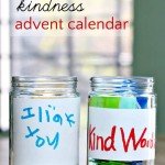 Sibling Kindness Advent Calendar