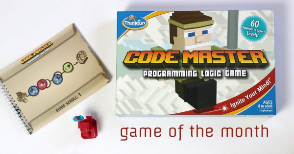 Code Master Programming and Logic game teaches kids coding skills offline.