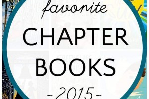 My Favorite Middle Grade Books of 2015