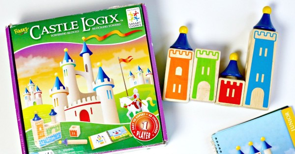 Castle Logix is a fun problem solving game for kids.