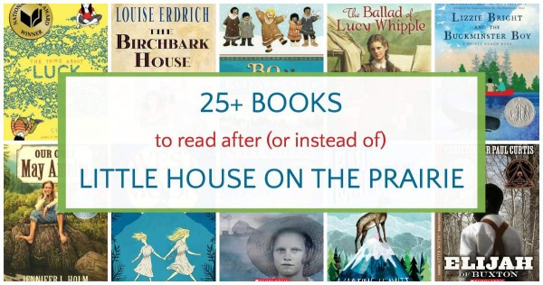 Books for kids who like Little House on the Prairie.
