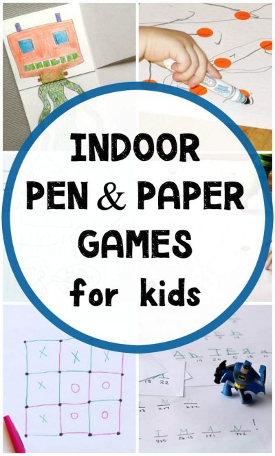 Fun indoor games for kids when they are stuck inside for Cardboard activities for toddlers