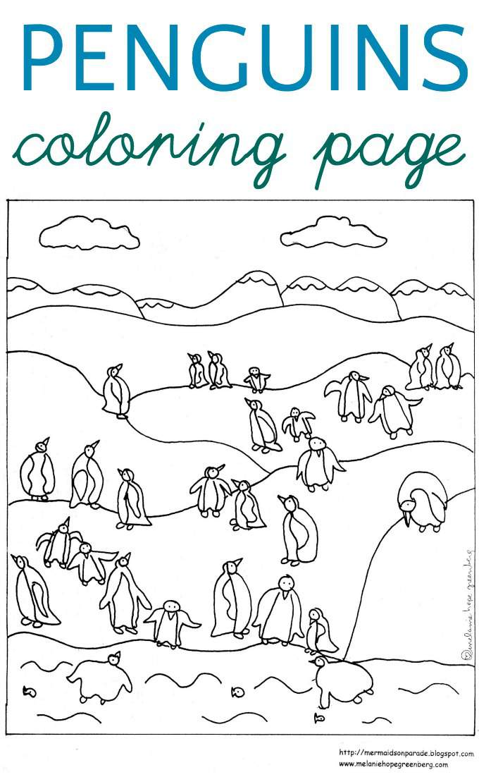 coloring pages of penguins.html